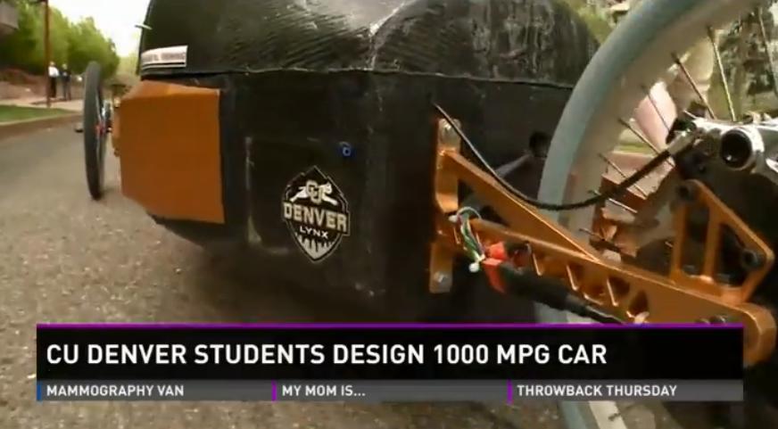 1000MPG Car