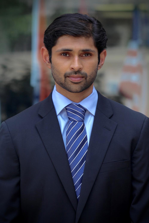 Assistant Professor Vijay Harid