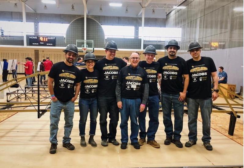 steel bridge team-2019